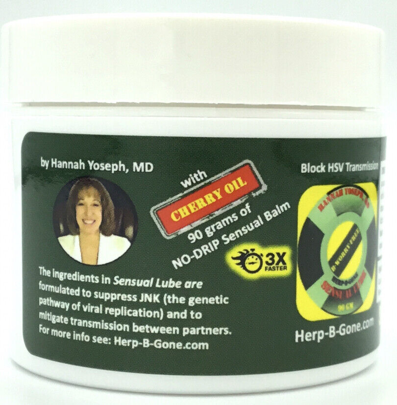 The ORIGINAL HSV1 HSV2 SL GREEN TOP: Genital Herpes Treatment Suppression 2
