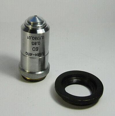 Lomo Objective Plan- Apo Planapochromat 60x 085 Microscope Zeiss