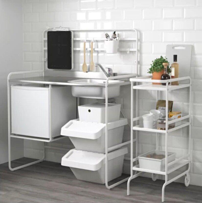 Portable Mini Kitchen: Ikea Sunnersta Mini Kitchen