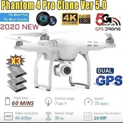 DJI PHANTOM 4 CLONE 4K CAMERA DRONE
