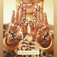 Bridal and party henna at affordable rates in GTA