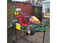 Grass Racing Kart