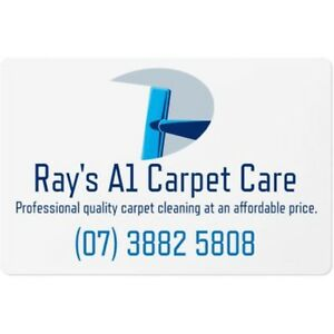 Ray's A1 Carpet Care Bray Park Pine Rivers Area Preview