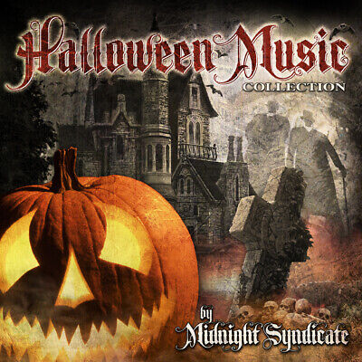 Minuit Syndicate Halloween Music Collection Fête Background CD](Halloween Background Music)