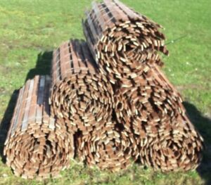 ISO wood snow fence
