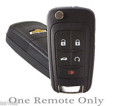 Best Replacement Keyless Entry 5 BTN Remote Start Key Fob Alarm For GM