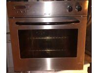 Moffat intergrated oven