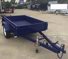 7x4 Heavy Duty Single Axle Trailer Upgrade Brake 1400kg Salisbury Area Preview