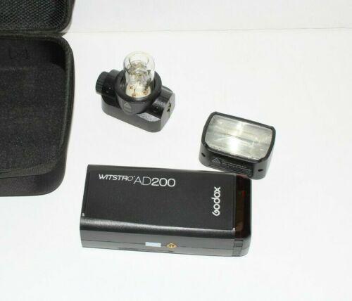 Godox AD200 Pocket Flash Speedlite 2.4 TTL
