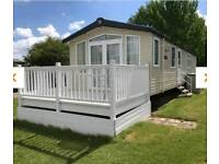 Haven Allhallows Stunning 8 berth static caravan with decking