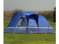 Berghaus AIR 4 Tent only been up once