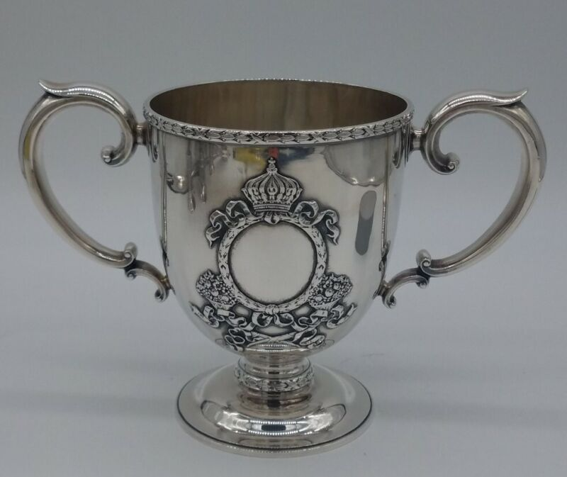 Theodore B. Starr  sterling Silver trophy 2510