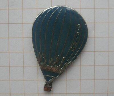 G-PIRO / BLAUER BALLON ..................... Ballon-Pin (179f)