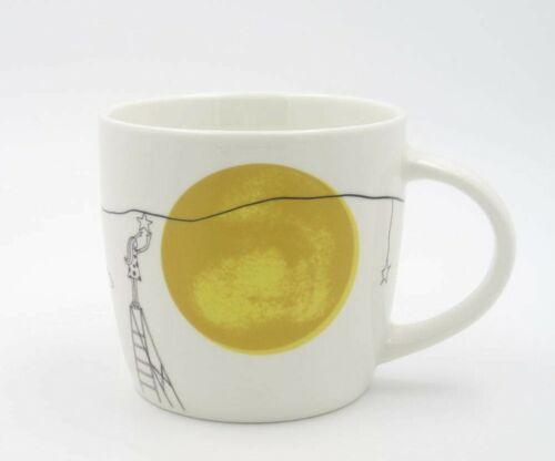 New Starbucks Ceramic 14 FL OZ Sun Coffee Mug