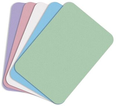 1case 1000 Pcs Dental Paper Tray Cover Size B 12.25 X 8.5 Blue Color