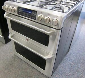 GAS STOVES STAINLESS  STEEL MAJOR BRANDS FOR HOME OR APARTMENT FULL WARRANTY