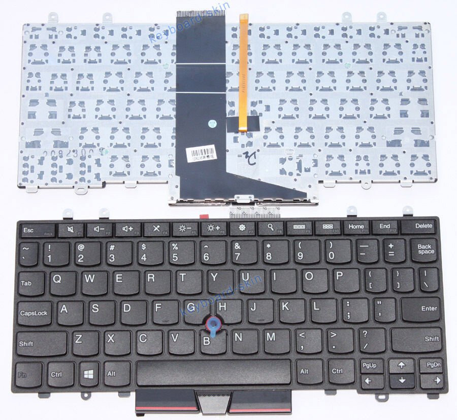 New for Lenovo IBM ThinkPad Tablet 2 Series Laptop Keyboard Backlit