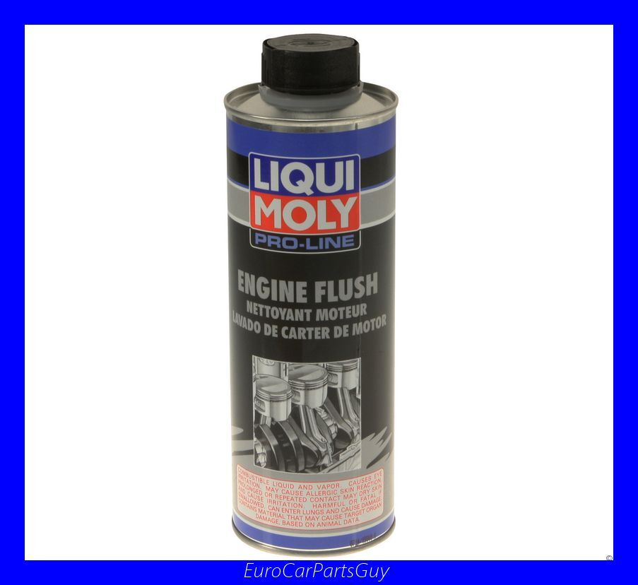 liqui moly 2037 pro line engine oil flush 500 ml bottle. Black Bedroom Furniture Sets. Home Design Ideas