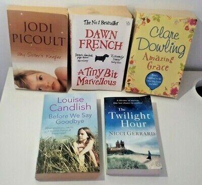 5 Book Bundle Modern Women's Romantic Fiction - Chick-Lit, Love, Friends, Family