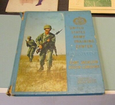 1965 US Army Fort Jackson SC Infantry Training Center Yearbook 6th