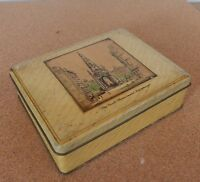 Vintage Mcvitie & Price Biscuit Tin Free Sample The Scott Monument Edinburgh - tins - ebay.co.uk
