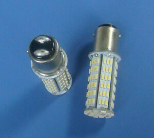 1pcs-BA15D-1142-1178-LED-bulb-light-126-3014-SMD-LED-AC-DC11-28V-4W-White-NEW