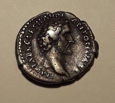 Antonius Pius 138-161 AD AR Denarius