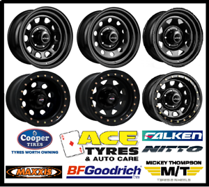 Sunraysia rims Dynamic Wheels Tyre and wheel Packages Tingalpa Brisbane South East Preview
