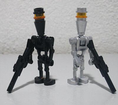 Black Mini Figure Clone Wars sw222 LEGO Star Wars Assassin Droid Elite