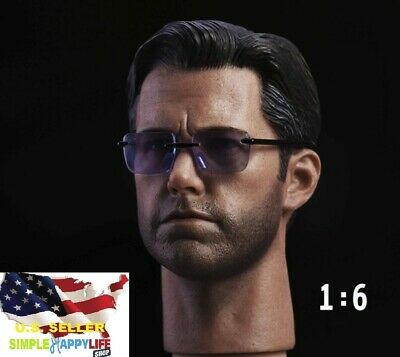1/6 scale sunglasses B for 12