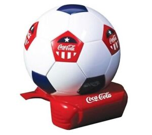 Coca Cola Soccer Ball Cooler - Brand New!