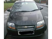 ## Sold pending uplift ## Chevrolet Kalos, 1.2 litre engine 2008 reg