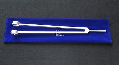 Oktave Stimmgabel 32 HZ- neues Modell - tuning Fork - Diapason Otto Tuner new!