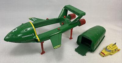 "Vintage Matchbox Thunderbird 2 & 4 Vintage Diecast 1992 6"""