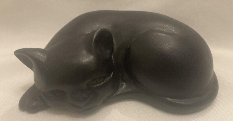 Owen Irish Turf Craft Ballyshannon Ireland Black Cat Excellent Shape Owencraft