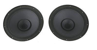 2 x Lautsprecher Philips AD 12202 M8 Breitbandlautsprecher