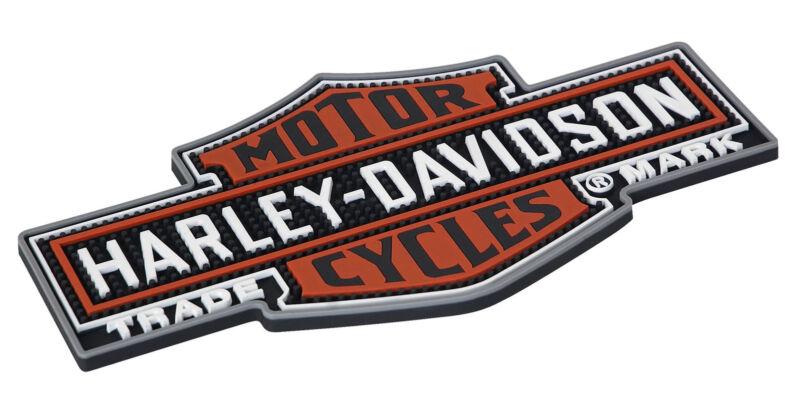 Harley-Davidson® Bar & Shield Non-Slip Beverage Drink Bar Cocktail Mat HDL-18510