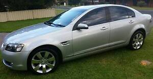 2007 Holden Calais Sedan Nowra Nowra-Bomaderry Preview