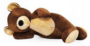 Giant-large-big-brown-teddy-bear-155cm
