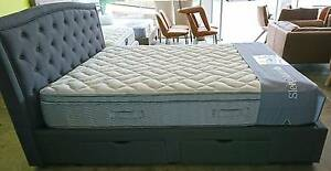 SLEEPMAKER COMMERCIAL AND RETAIL BED SALE - BED FRAMES TOO!!!