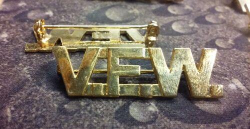 VFW pin Veterans of Foreign War
