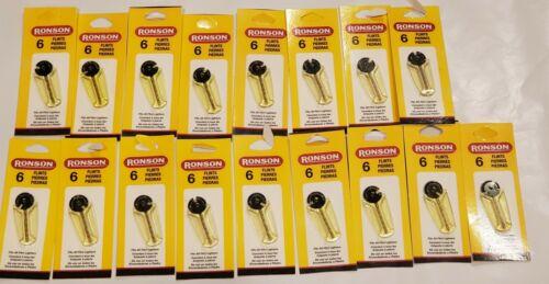 Zippo Ronson Lighter Flint 17 Pack, Premium