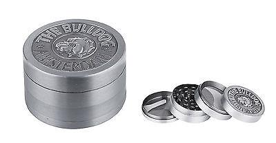 The Bulldog Amsterdam Grinder Gewürzmühle Metall Lizenzware 4teilig 36031