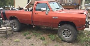 Trade for Sled Dodge Cummins