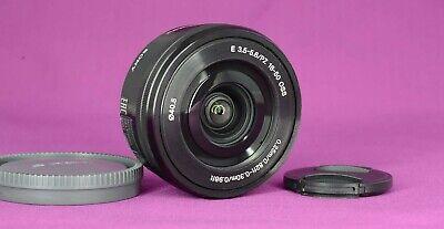 Sony SEL SEL-P1650 16-50mm PZ F/3.5-5.6 OSS Pancake Lens for Sony E-mount 1684B