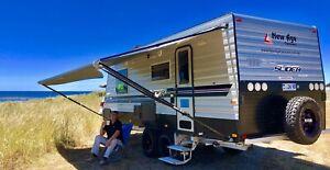 New Age Caravan Somerset Waratah Area Preview