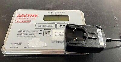 Loctite 1265282 Radiometer Dosimeter 395-620nm