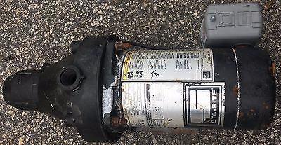 Sta-Rite / A.O Smith PMD-1L, 3/4 HP Jet Booster Pump 60 Hz Single Phase 115/230V ()
