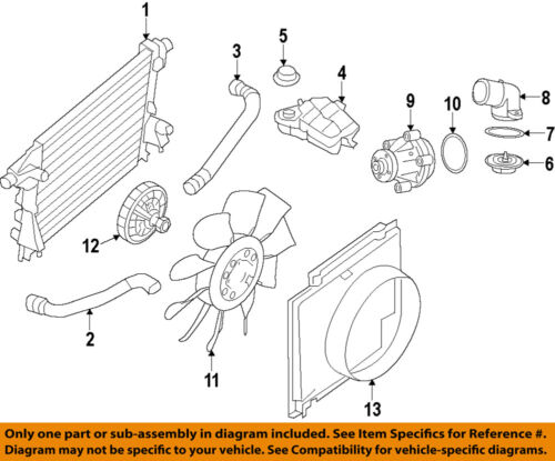 Housing Kit 4 Seasons 86228 Engine Coolant Water Outlet Housing Kit-Outlet