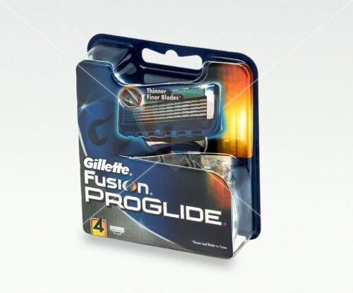 Gillette Fusion ProGlide Rasierklingen 4 Stück Original OVP